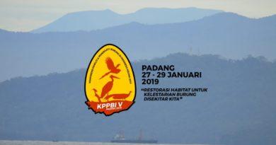 Konferensi Peneliti dan Pengamat Burung Indonesia ke V, Padang
